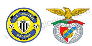 Golo Nacional 0 vs 1 Benfica – Taça da Liga