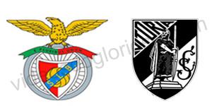 Golo Benfica 1 vs 0 V. Guimarães – 20ª Jornada