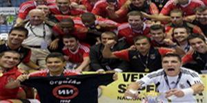 Futsal Benfica 3 vs 2 Sporting – Supertaça