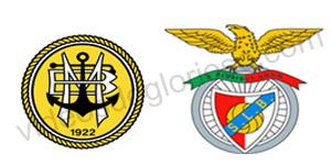 Golos Benfica 3 vs 1 Beira Mar – 12ª Jornada