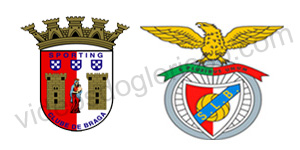 Golos Braga 3(gp) vs 2(gp) Benfica – Taça da Liga