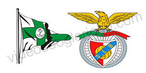 Golo Naval 0 vs 1 Benfica – Taça Portugal