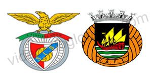 Golos Benfica 5 vs 1 Rio Ave – 13ª Jornada