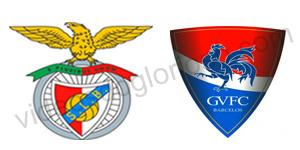 Golo Benfica 1 vs 0 Gil Vicente – Taça da Liga