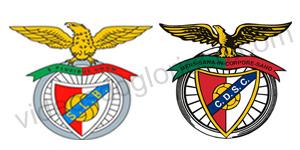 Golos Benfica 2 vs 0 Santa Clara – Taça da Liga