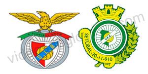 Golos Benfica 3 vs 0 Vitoria de Setubal – 17ª Jornada