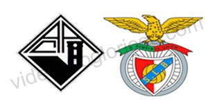 Golos Academica 0 vs 4 Benfica – Taça Portugal