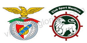 Golos Benfica 4 vs 1 Marítimo – 27ª Jornada