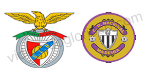 Golos Benfica 4 vs 1 Nacional – 18ª Jornada