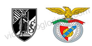 Guimarães 1 vs 0 Benfica – 19ª Jornada