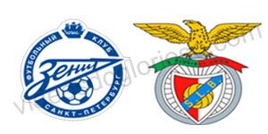 Golos Zenit 3 vs 2 Benfica – Liga dos Campeões