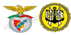 Golos Benfica 2 vs 1 Beira Mar – 6ª Jornada