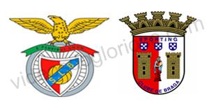 Golos Benfica 2 vs 1 Braga – 25ª Jornada