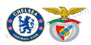 Golos Chelsea 2 vs 1 Benfica – Liga dos Campeões