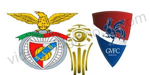 Benfica 2 vs 1 Gil Vicente – Vencedor Taça da Liga 2011/2012