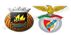 Golos Rio Ave 0 vs 2 Benfica – Taça de Portugal