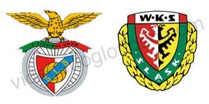 Golos Benfica 4 vs 2 Slask Wroclaw – Pre Epoca