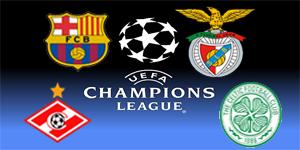 Benfica – Sorteio Liga dos Campeões