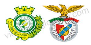 Golos V.Setubal 0 vs 2 Benfica – 14ª Jornada