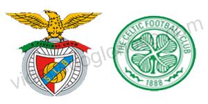 Golos Benfica 2 vs 1 Celtic – Liga dos Campeões