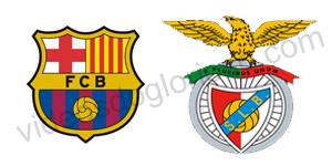 Resumo Barcelona 0 vs 0 Benfica – Liga dos Campeões
