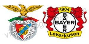 Golos Benfica 2 vs 1 Bayer Leverkusen – Liga Europa