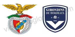 Golo Benfica 1 vs 0 Bordéus – Liga Europa