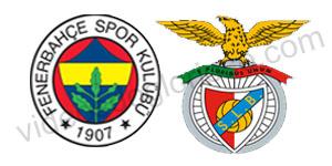 Golo Fenerbahce 1 vs 0 Benfica – Liga Europa