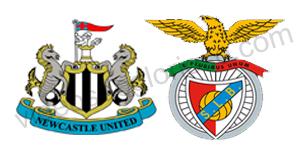 Golos Newcastle 1 vs 1 Benfica – Liga Europa