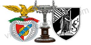 Golos Benfica 1 vs 2 Vitória de Guimarães – Final Taça Portugal