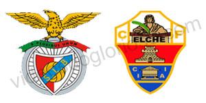Benfica vs Elche FC