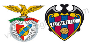 Golos Benfica 2 vs 1 Levante – Pré Época