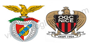Benfica vs Nice