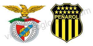Golos Benfica 1 vs 1 Peñarol – Pré Época