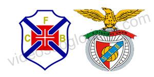 Golo Belenenses 0 vs 1 Benfica – 21ª Jornada