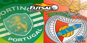 Sporting 7 vs 8 Benfica – Futsal