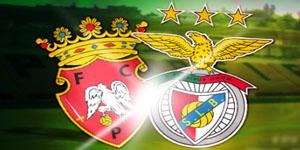 Golo Penafiel 0 vs 1 Benfica – Taça de Portugal