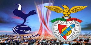 Golos Tottenham 1 vs 3 Benfica – Liga Europa