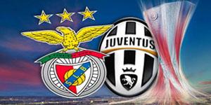 Golos Benfica 2 vs 1 Juventus – Liga Europa