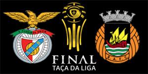 Benfica 2 vs 0 Rio Ave – Vencedor Taça da Liga 2013/2014