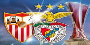 Golos Benfica 2 vs 4 (G.P.) Sevilha – Final Liga Europa