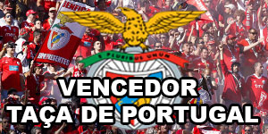 BENFICA VENCEDOR TAÇA DE PORTUGAL 2013/2014