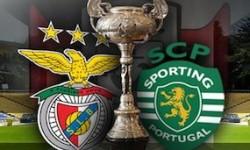 Golo Benfica 0 vs 1 Sporting – Taça de Honra – Pré Época