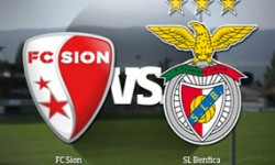 Golos Benfica 2 vs 0 FC Sion – Pré Época