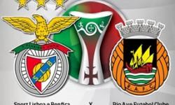 Golos Benfica 3 vs 2 Rio Ave (G.P.) – Supertaça Cândido de Oliveira