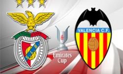 Golos Benfica 1 vs 3 Valencia – Pré Época