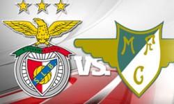Golos Benfica 3 vs 1 Moreirense – 5ª jornada