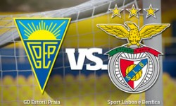 Golo Estoril 0 vs 1 Benfica – 14ª jornada
