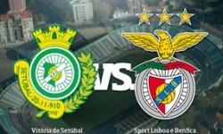 Golos V. Setúbal 2 vs 2 Benfica – Taça da Liga