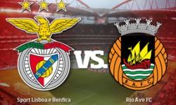 Golo Benfica 1 vs 0 Rio Ave – 9ª jornada
